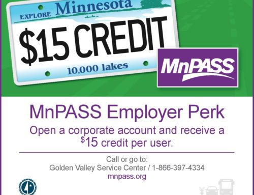MnPASS Early Corporate Discount