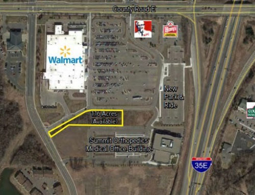 Land, Sale, Vadnais Heights, MN – Medical or Retail