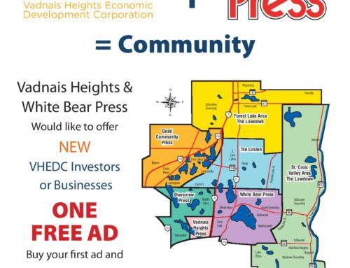 VHEDC offers advertising deal with Press Publications