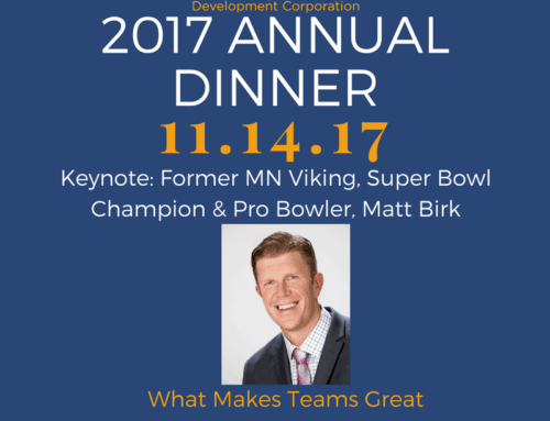 VHEDC 2017 Annual Dinner Speaker Announced