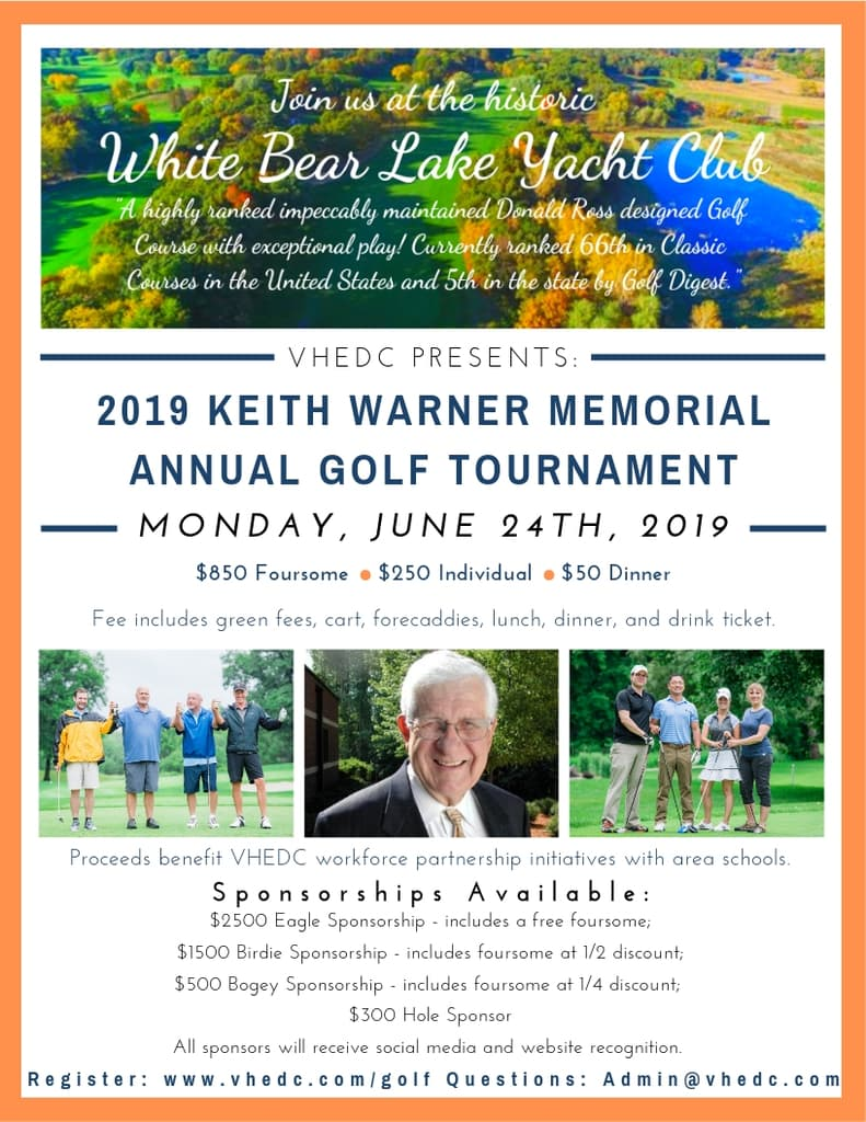 2019 golf event details