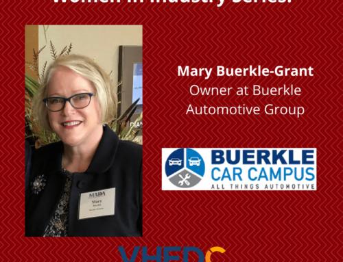 Women in Industry: Mary Buerkle-Grant