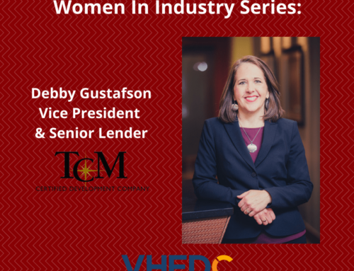 Debby Gustafson: I always knew the business world would be in my future