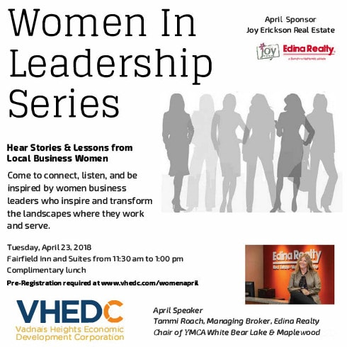 Women In Leadership Series